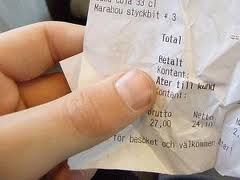 paper receipts 1