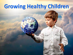 growing healthy kids